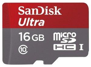 رم میکرو اس دی 16 گیگابایت SanDisk Class 10 320X