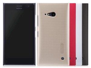قاب محافظ نیلکین لومیا Nillkin Frosted Shield Case Nokia Lumia 730