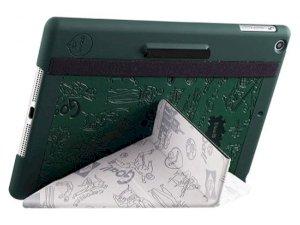 کیف چرمی Apple iPad Air مارک Ozaki مدل iCoat Rio De Janeiro