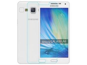 محافظ صفحه نمایش شیشه ای Samsung Galaxy A5 مارک Nillkin