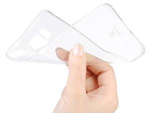 محافظ ژله ای Samsung Galaxy Alpha مارک Baseus