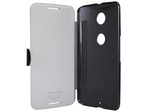 کیف چرمی Motorola Nexus 6 مارک Nillkin