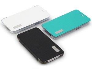 کیف چرمی Samsung Galaxy Core 2 مارک Rock