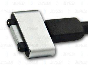 تبدیل فلزی micro usb به شارژر مغناطیسی سونی