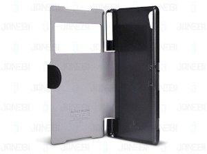 کیف چرمی Sony Xperia Z2 L50 مارک Nillkin