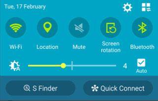 گنجاندن حالت قطع صدا در ورژن مبتنی بر TouchWiz آندروید آبنبات چوبی