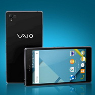 به بازار آمدن گوشی های هوشمند با مارک VAIO