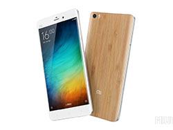 نسخه مخصوص Xiaomi Mi Note با بدنه ای از جنس بامبو