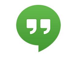 فعال شدن قابلت فرستادن پیام در Hangouts بوسیله صدا