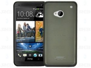 محافظ ژله ای HTC One M7 مارک Remax
