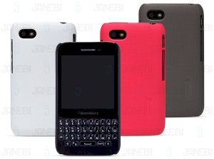 قاب محافظ نیلکین بلک بری Nillkin Frosted Shield Case BlackBerry Q5