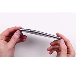 iPhone 6s با بدنه ای محکم تر برای جلوگیری از خم شدن