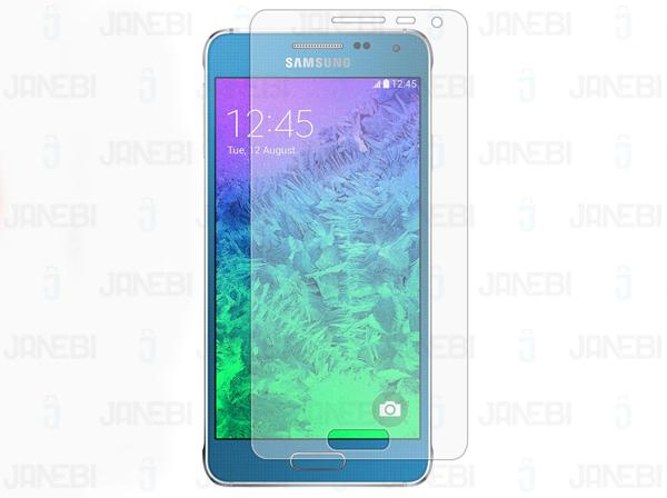 محافظ صفحه نمایش مات Samsung Galaxy Alpha