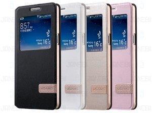 کیف چرمی یوسامز سامسونگ Usams Case Samsung Galaxy A7