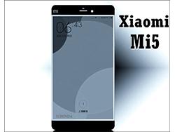 Xiaomi Mi5 با سنسور اثر انگشت