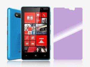 محافظ صفحه نمایش مات Microsoft Lumia 820 مارک Nillkin
