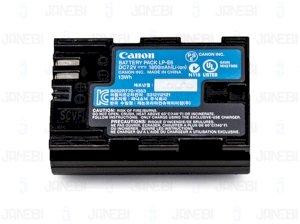 باتری اصلی دوربین کانن Canon LP-E6