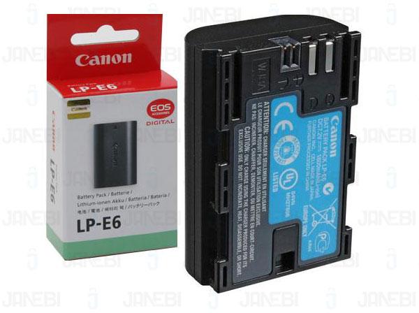 قیمت باتری دوربین کانن