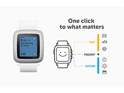 ساعت هوشمند Pebble، ساعتی متفاوت