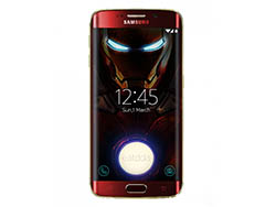 مرد آهنی به Galaxy S6 می آید