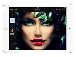 Pixelmator برنامه قدرتمند اصلاح عکس