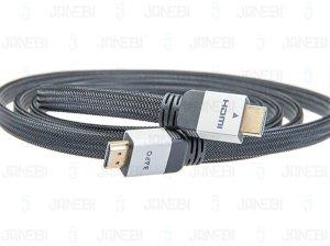کابل اچ دی ام آی بافو BAFO HDMI Flat Cable 2m