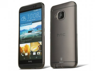 محافظ ژله ای HTC One M9 مارک Baseus