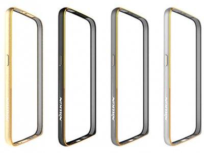 بامپر آلومینیومی نیلکین سامسونگ Nillkin Armor Samsung Galaxy S6