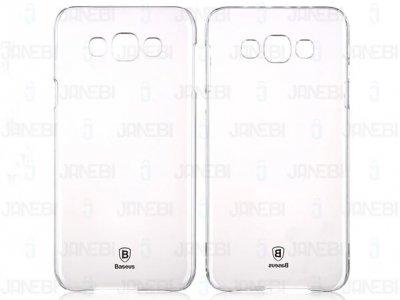 قاب محافظ شیشه ای Samsung Galaxy E7 مارک Baseus