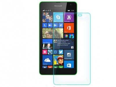 محافظ صفحه نمایش شیشه ای Microsoft Lumia 535
