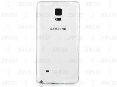 محافظ ژله ای Samsung Galaxy Note 4 مارک Baseus