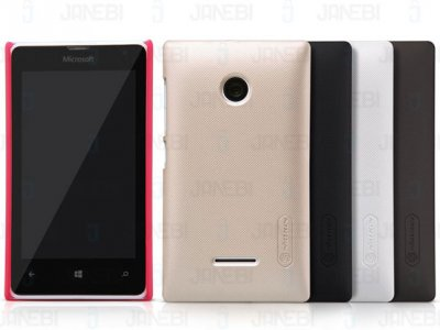 قاب محافظ نیلکین لومیا Nillkin Frosted Shield Case Microsoft Lumia 532