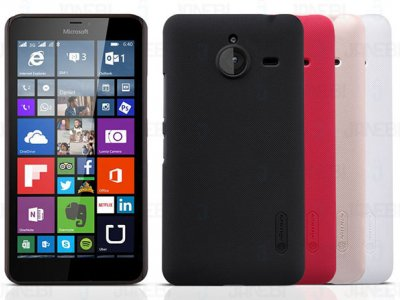 قاب محافظ نیلکین لومیا Nillkin Frosted Shield Case Microsoft Lumia 640 XL