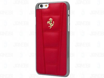 قاب محافظ چرمی Apple iphone 6   مدل Ferrari مارک CG MOBILE