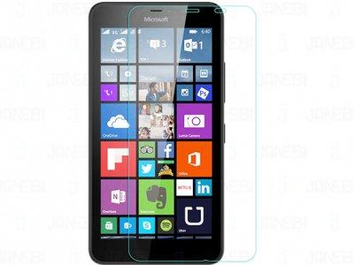 محافظ صفحه نمایش شیشه ای Microsoft Lumia 640 XL مارک Nillkin