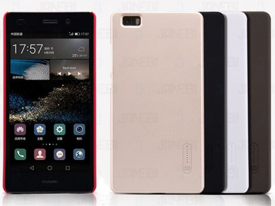 قاب محافظ نیلکین هواوی Nillkin Frosted Shield Case Huawei P8 Lite