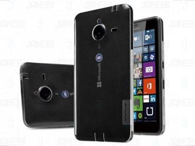 محافظ ژله ای نیلکین لومیا Nillkin TPU Case Microsoft Lumia 640 XL