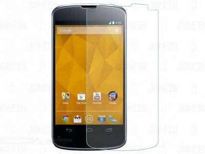 محافظ صفحه نمایش شیشه ای  LG Google Nexus 4
