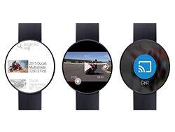 پخش ویدیوهای یوتیوب بر روی ساعت های هوشمند