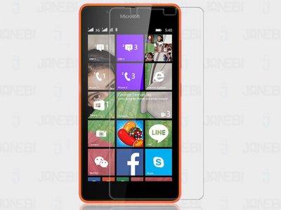 محافظ صفحه نمایش شفاف Microsoft Lumia 540 مارک Nillkin