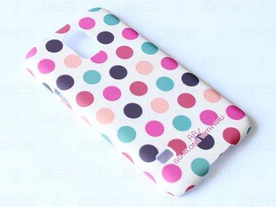 قاب محافظ Samsung Galaxy S5 Cutie Dots 2