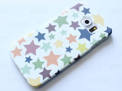 قاب محافظ Samsung Galaxy S6 edge Mixed Stars