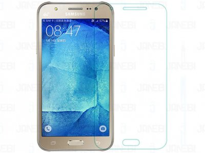 محافظ صفحه نمایش شیشه ای +Samsung Galaxy J5 H مارک Nillkin