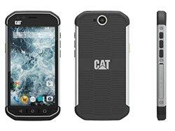 گوشی مستحکم S40 محصولی دیگر از کاترپیلار