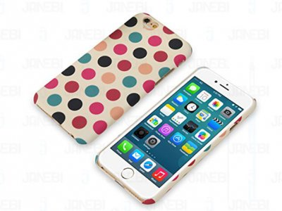 قاب محافظ  Apple iphone 5 & 5S Cutie Dots