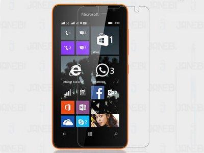 محافظ صفحه نمایش شفاف Microsoft Lumia 430 مارک Nillkin