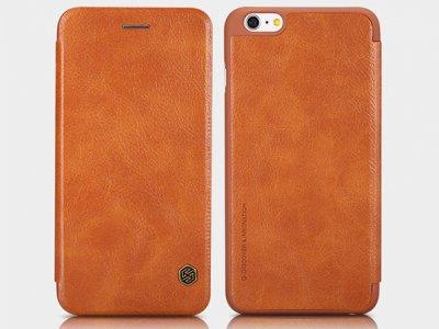 کیف چرمی Apple iphone 6 مارک Nillkin-Qin