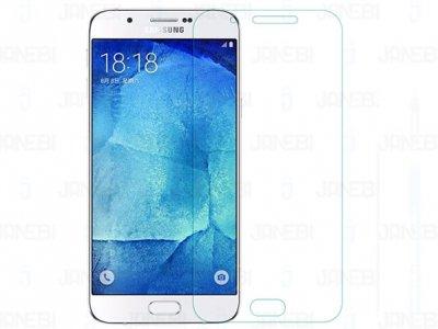 محافظ صفحه نمایش شیشه ای+Samsung Galaxy A8 PE مارک Nillkin