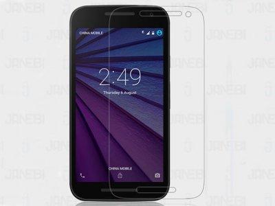 محافظ صفحه نمایش شفاف Motorola MOTO G3 مارک Nillkin