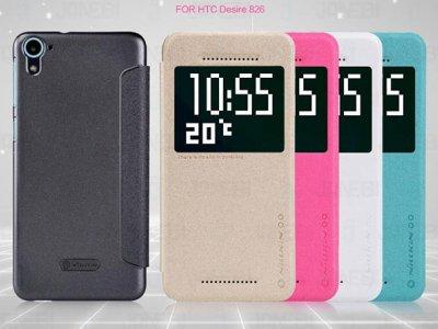 کیف HTC Desire 826 مارک Nillkin-Sparkle